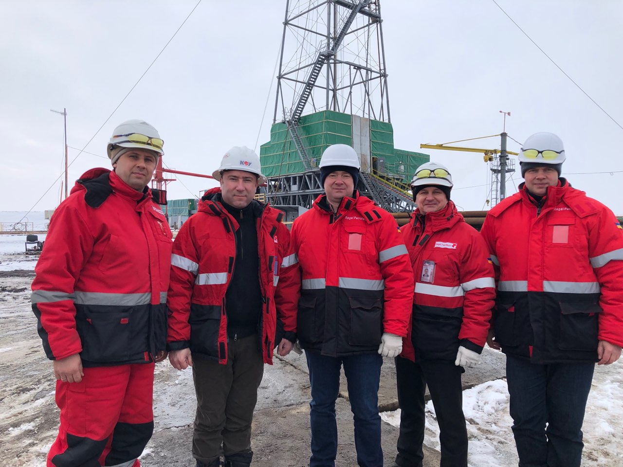 Smart Energy Group started drilling a well in Poltava region