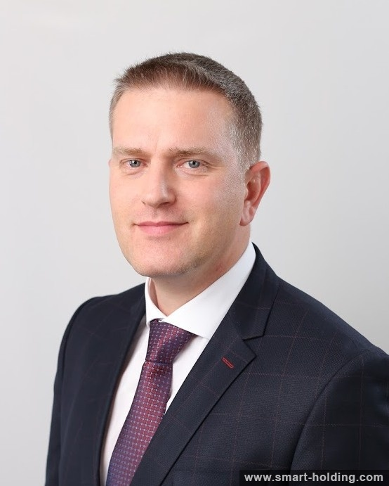 Alexey Revin Takes Charge of Smart-Holding's Real Estate Business