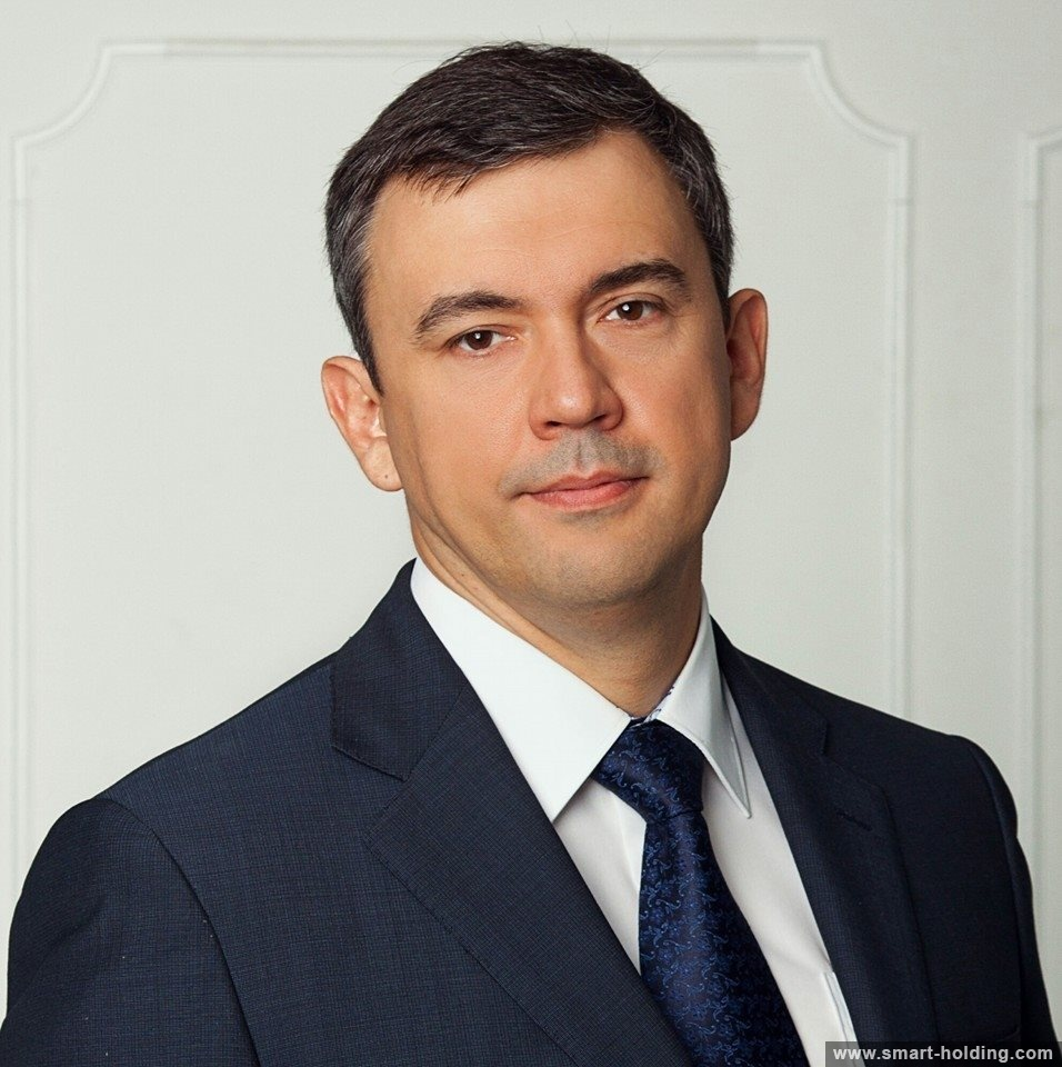 Dmitriy Krasnikov Takes Charge of Smart-Holding's Shipbuilding Business