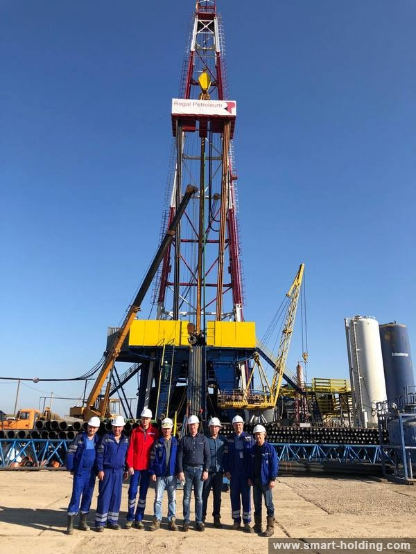 Smart Energy Group started drilling of new well in Poltava region