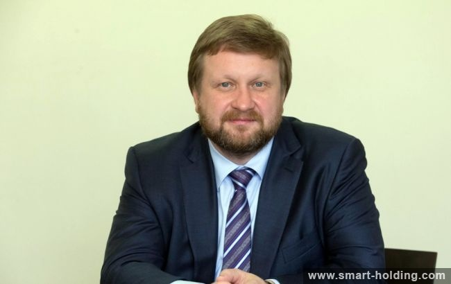 CEO of Smart-Holding Pertin: We Begin Establishment of the Industrial Park Based on ChSY Site